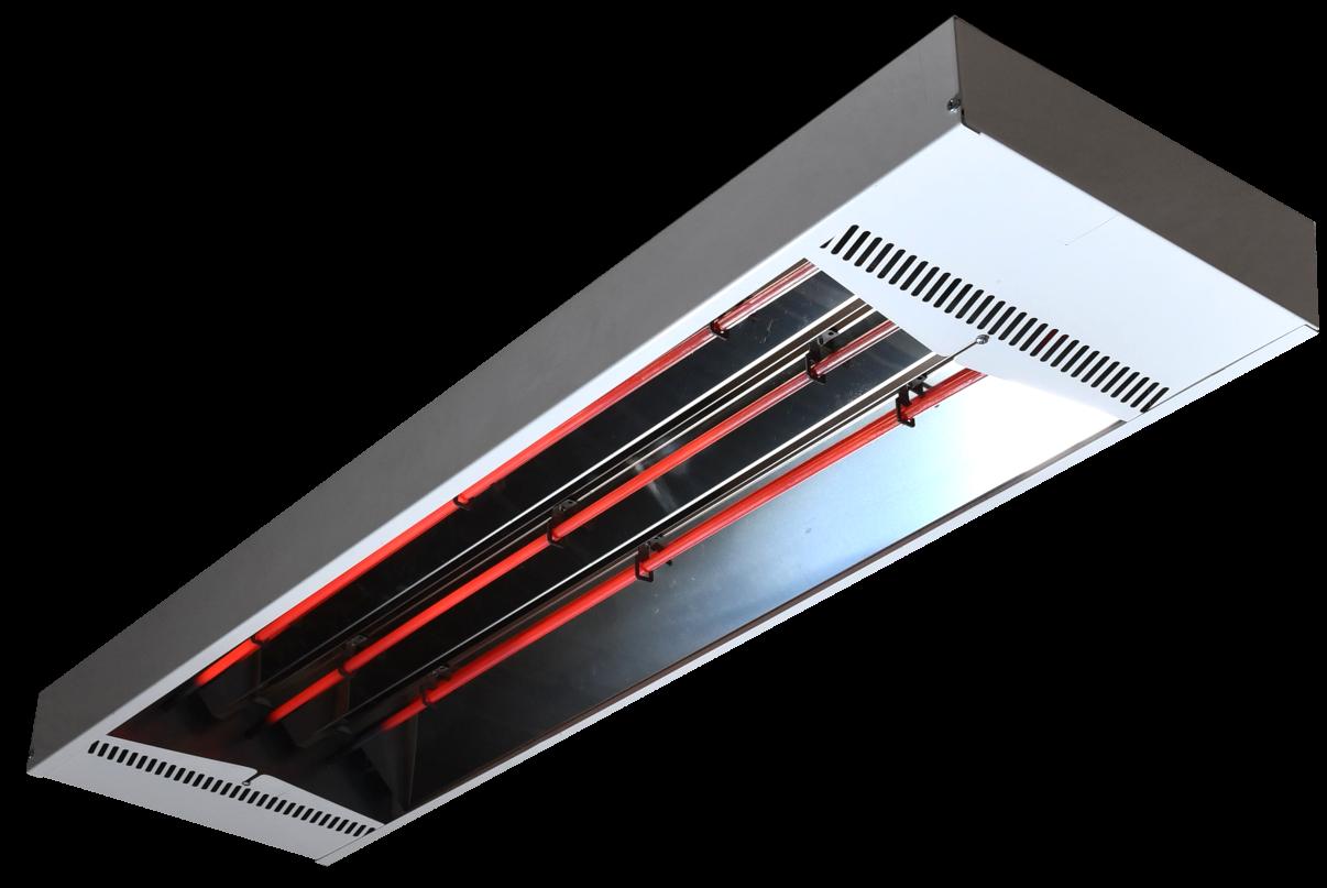 Promiennik podczerwieni Elektrotermia ELP
