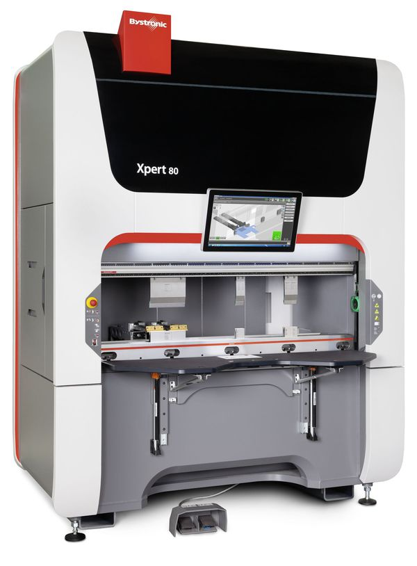 Bystronic  Xpert 80T x1530 mm